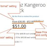 How to display price range for configurable product in Magento 2?