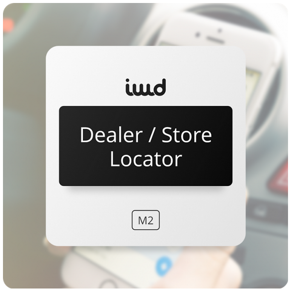 Magento 2 Dealer Store Locator Extension
