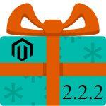 Magento 2.2.2 – Your Favourite Xmas Gift