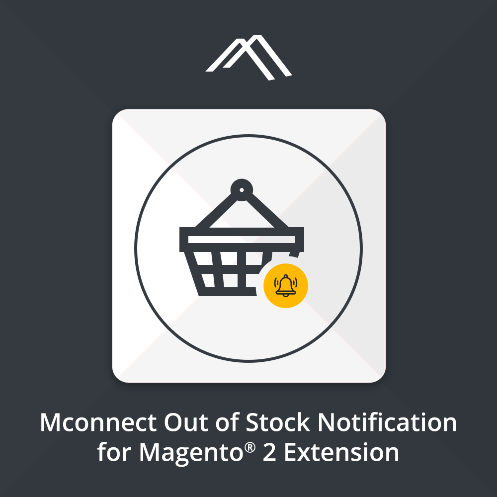 Magento 2 Out Of Stock Notification extension