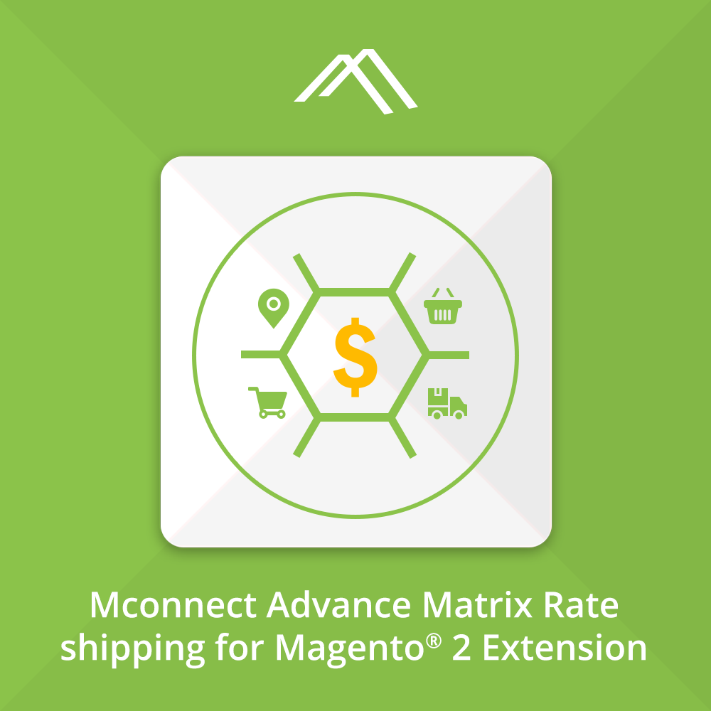 Magento 2 Matrix Rate Shipping Extension