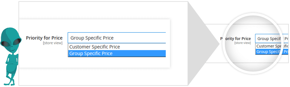 Magento 2 Customer Specific Product & Pricing Extension
