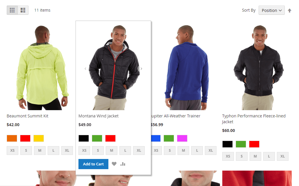Magento 2 Gallery View Extension