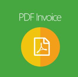 Magento 2 PDF Invoice Module