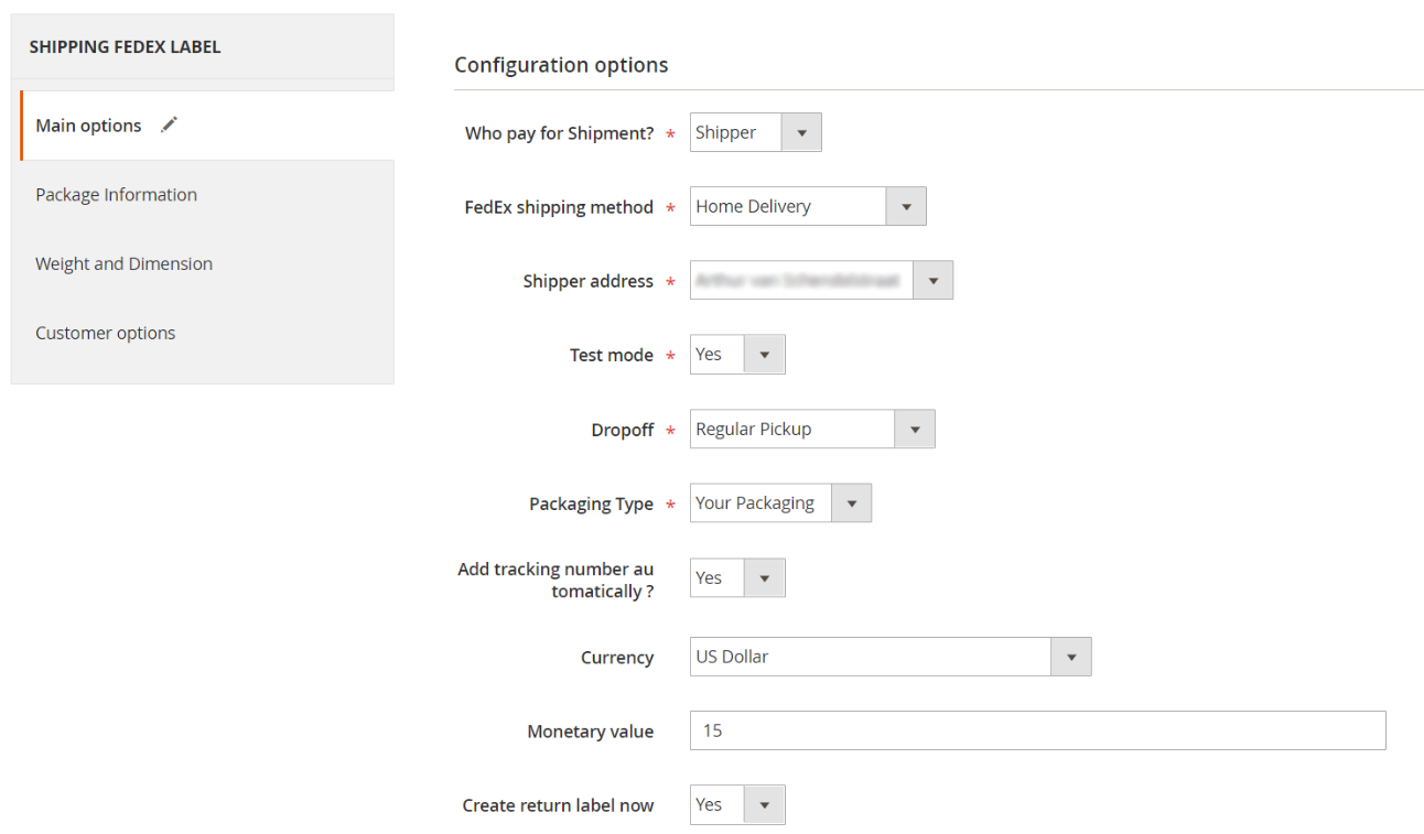 FedEx Shipping Manager Magento 2 Extension | FireBear