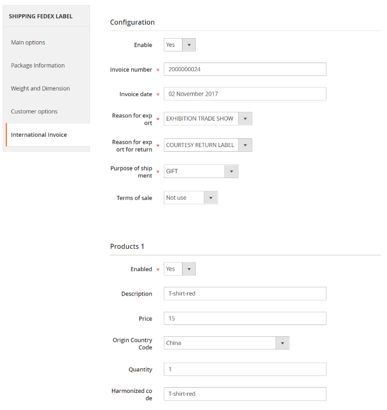 FedEx Shipping Manager Magento 2 Extension