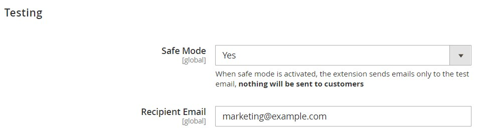 Magento 2 Follow Up Email Module
