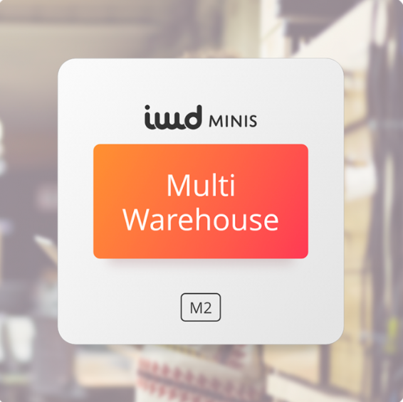 IWD Magento 2 Multi Warehouse Inventory Extension