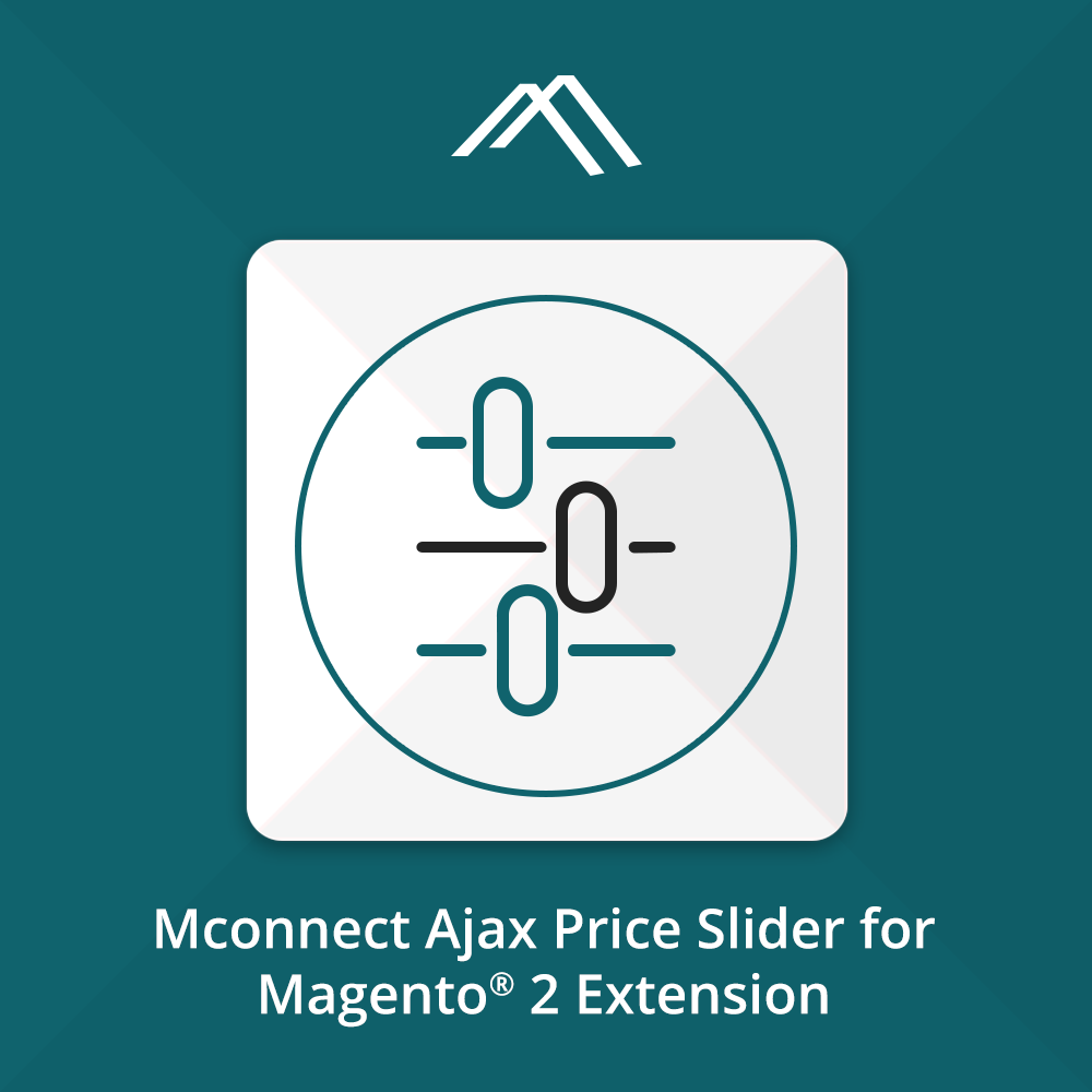 Magento 2 Ajax Price Slider Extension