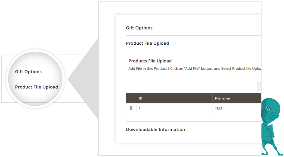 Magento 2 Product Attachment Extension