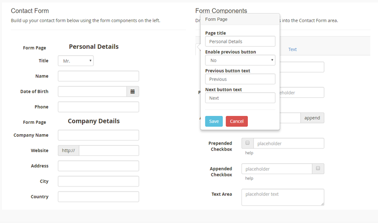 Magento 2 Custom Contact Form Extension