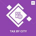 Magento 2 Tax By City Extension