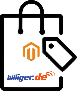 Magento 2 billiger connector