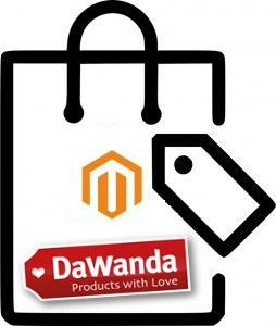 Magento 2 DaWanda Connector