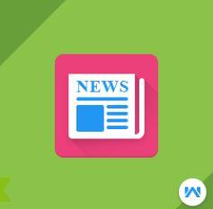 Magento 2 News Ticker Extension