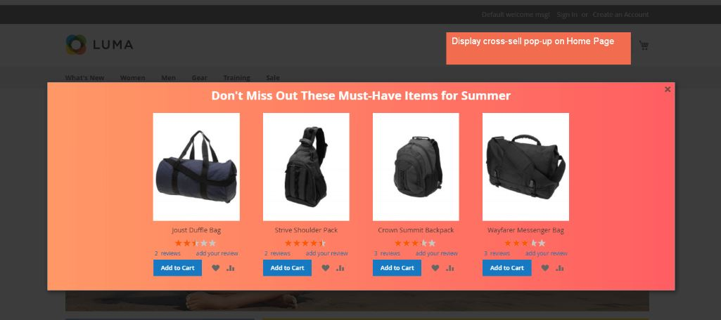 Magento 2 Popup Extension
