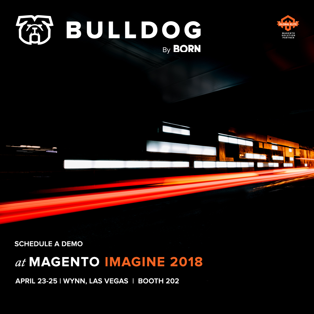 Magento 2 Accelerator Bulldog by born