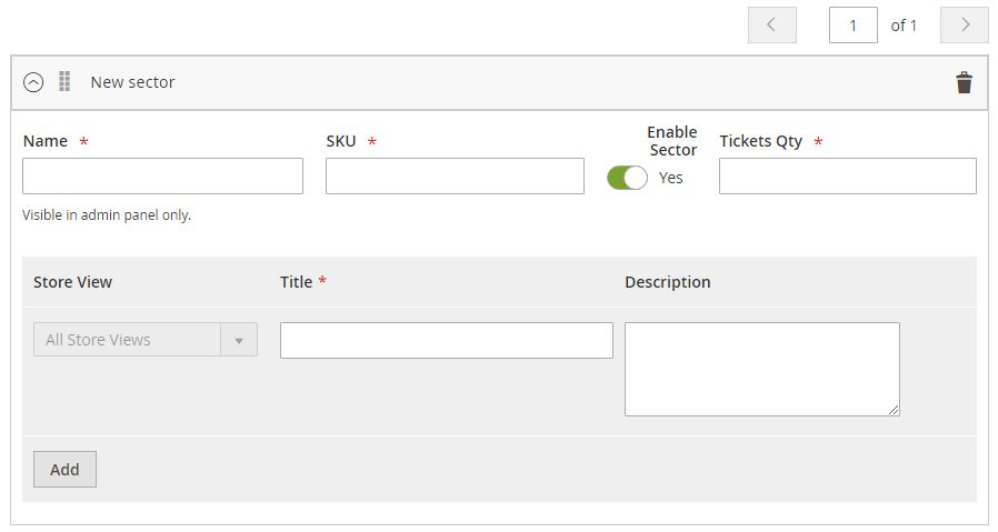 Magento 2 Tickets Extension