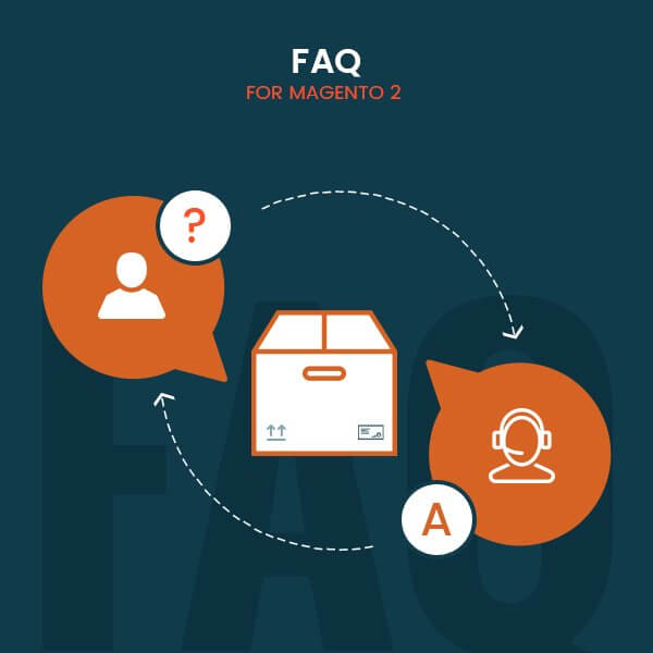 Magento 2 FAQ Extension
