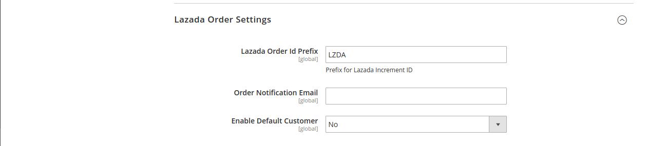Magento 2 Lazada Extension