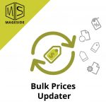 Bulk Prices Updater Magento 2 Extension by Mageside