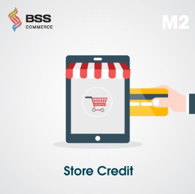 Magento 2 store credit extension