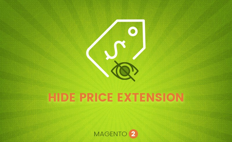 Magento 2 hide Price Extension