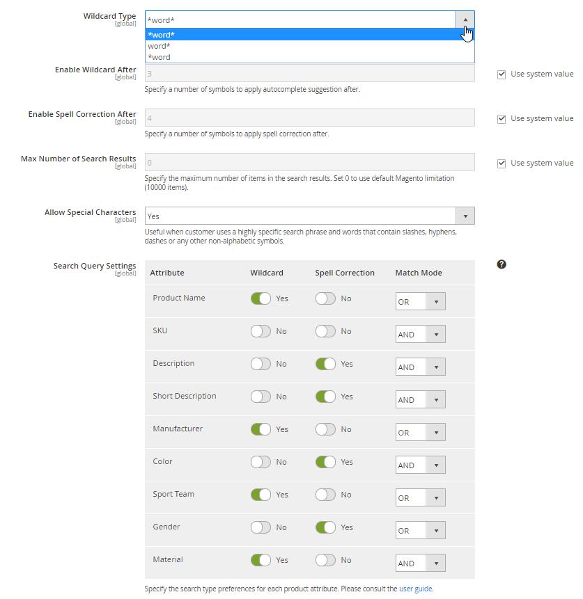 Magento 2 Elasticsearch Extensions Comparison (Amasty, Wyomind