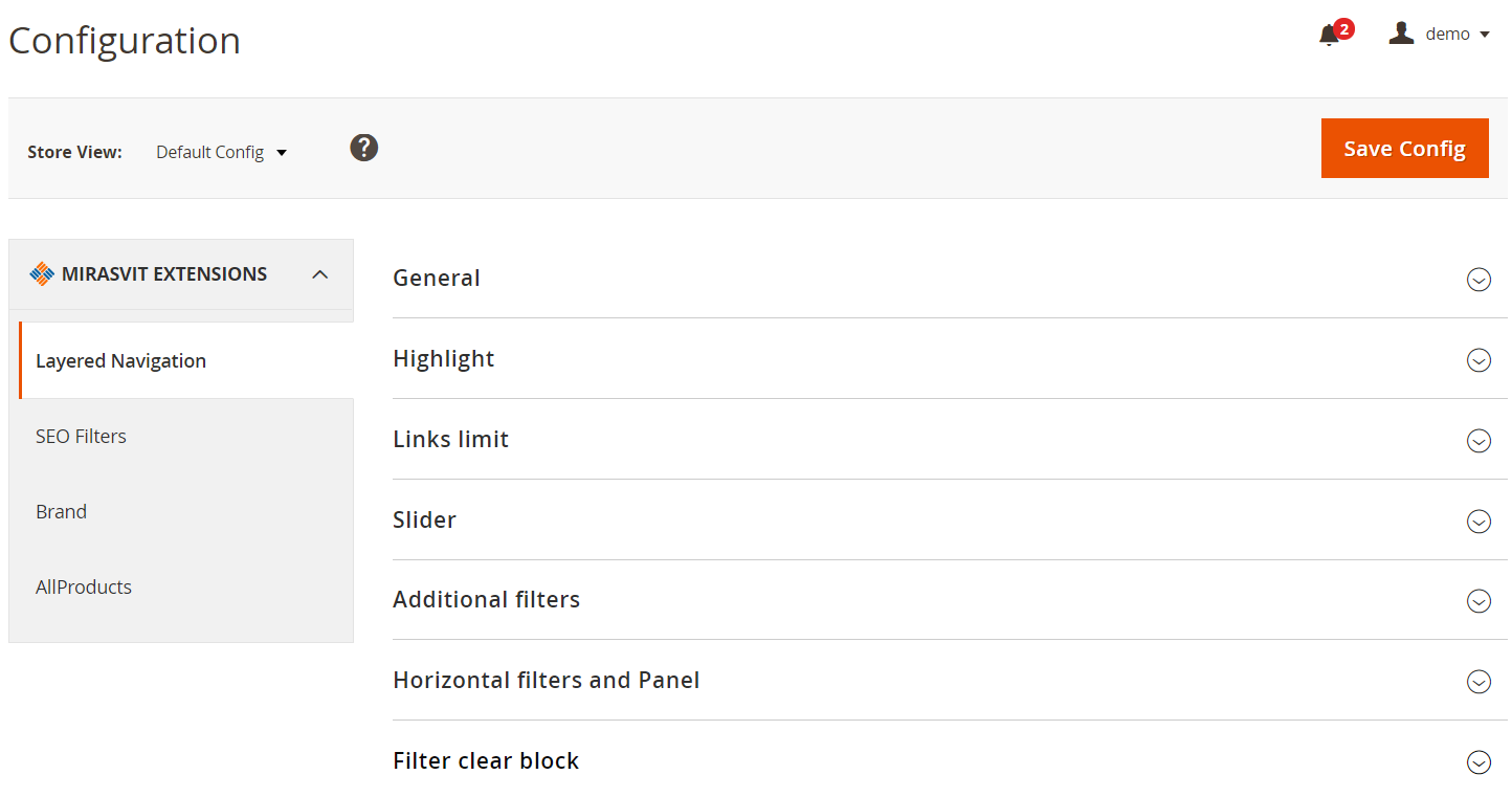 Mirasvit Layered Navigation for Magento 2 | FireBear