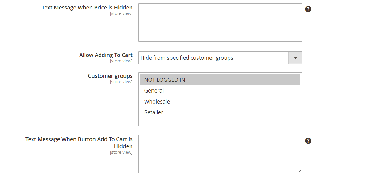 Aheadworks Customer Group Catalog Permissions for Magento 2