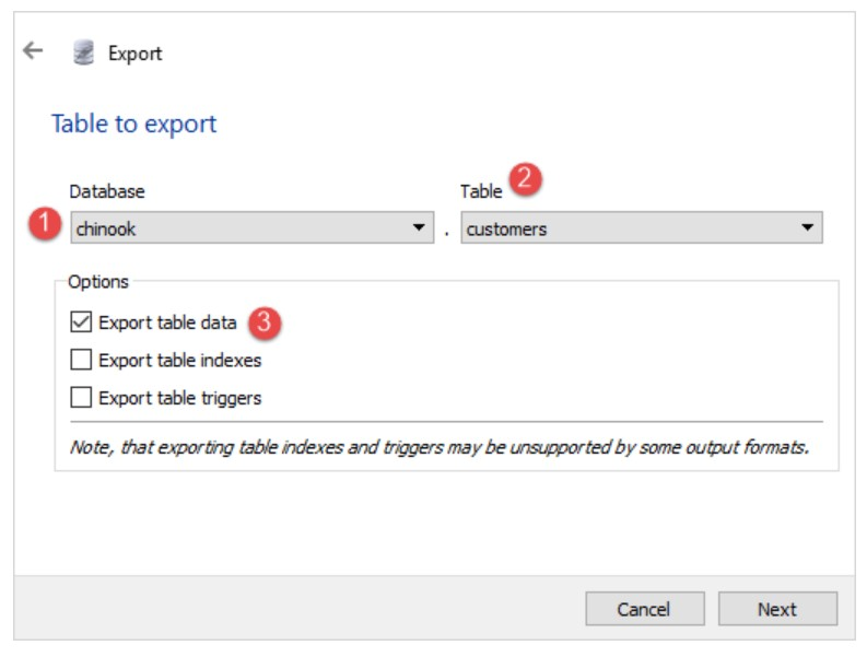 Magento 2 SQLite Data Import