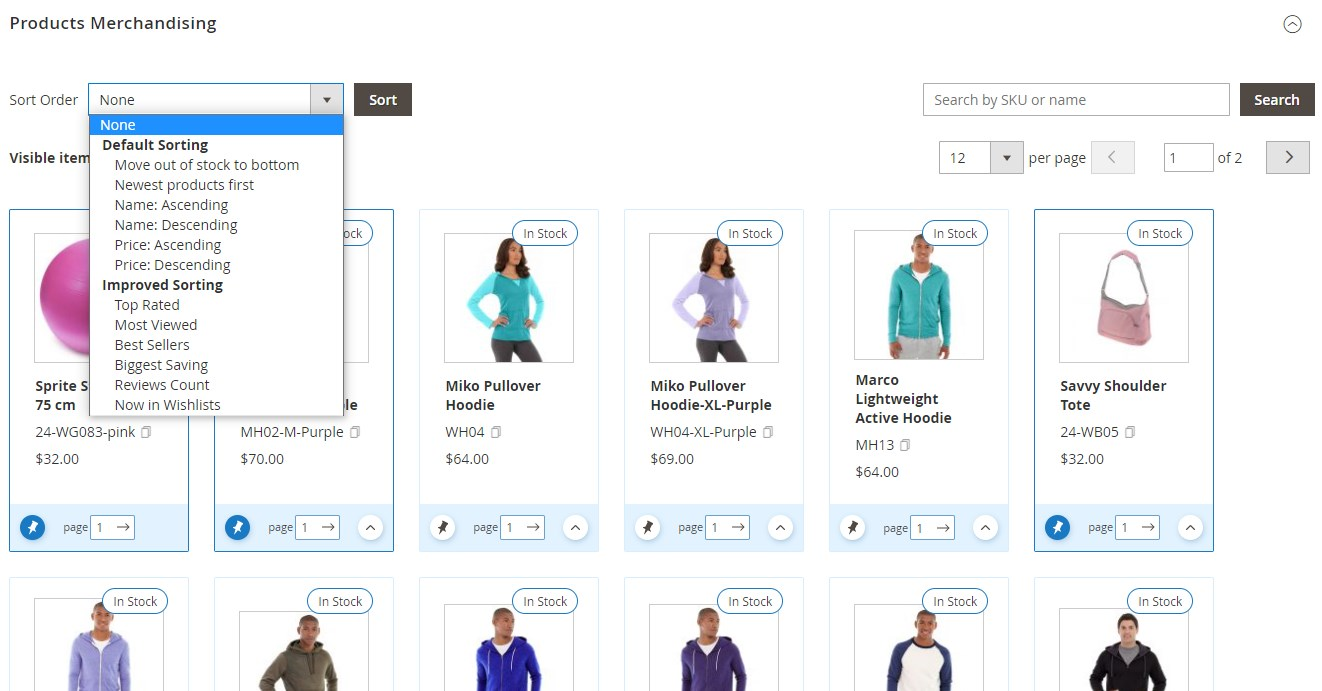 Amasty Visual Merchandiser Magento 2 Extension review