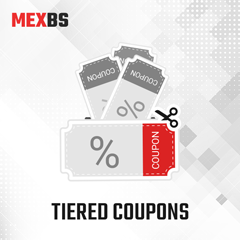 Magento 2 Tiered Coupons
