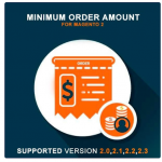Magento 2 Minimum Order Amount for Customer Group Extension by MageAnts