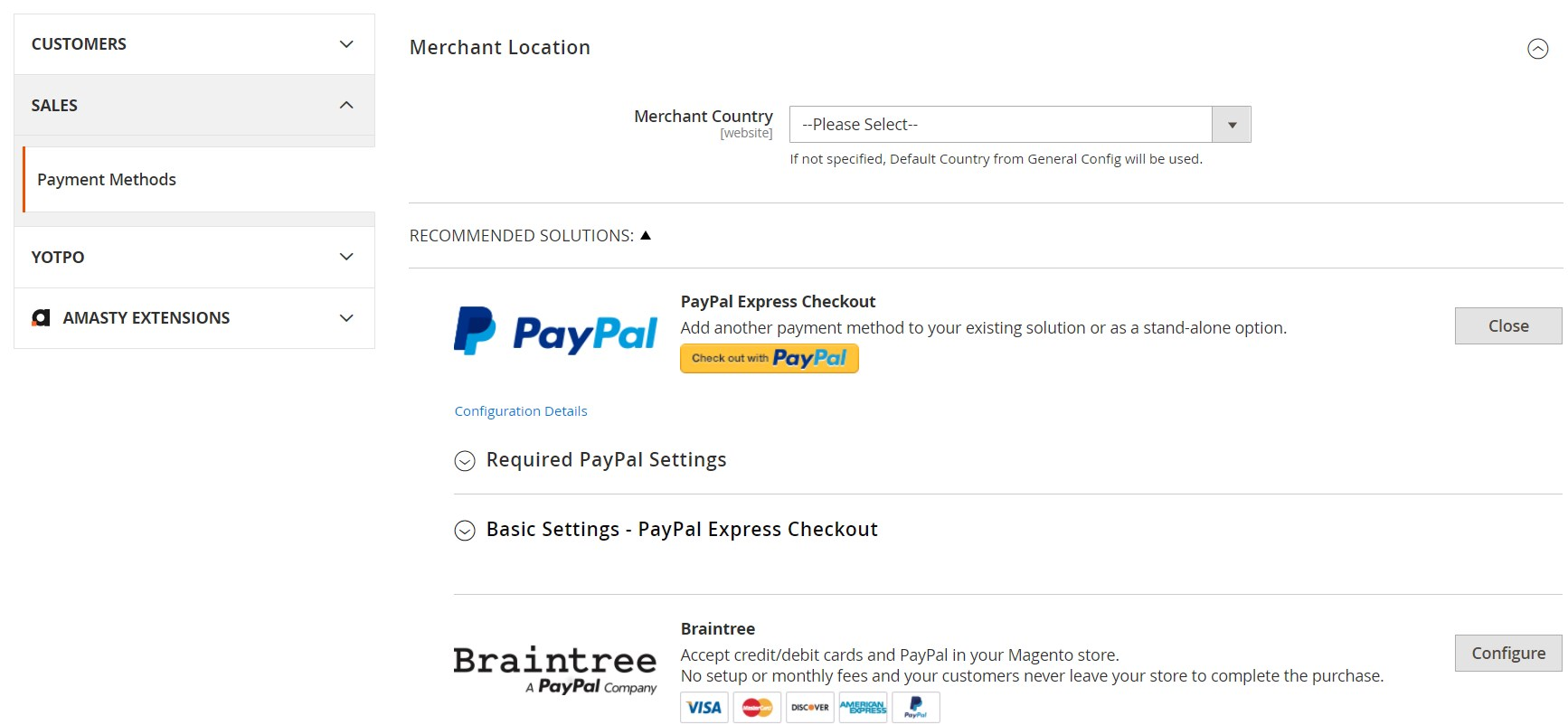Amasty Subscriptions & Recurring Payments Magento 2 module backend