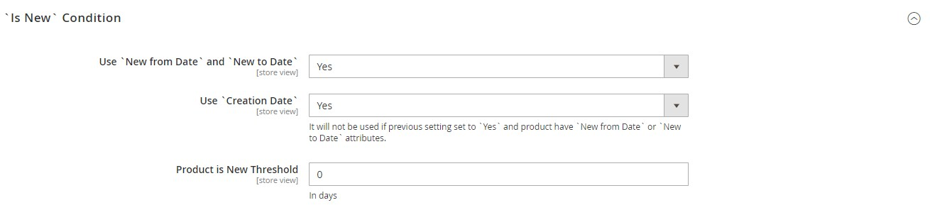 Magento custom product labels; Magento 2 custom badges
