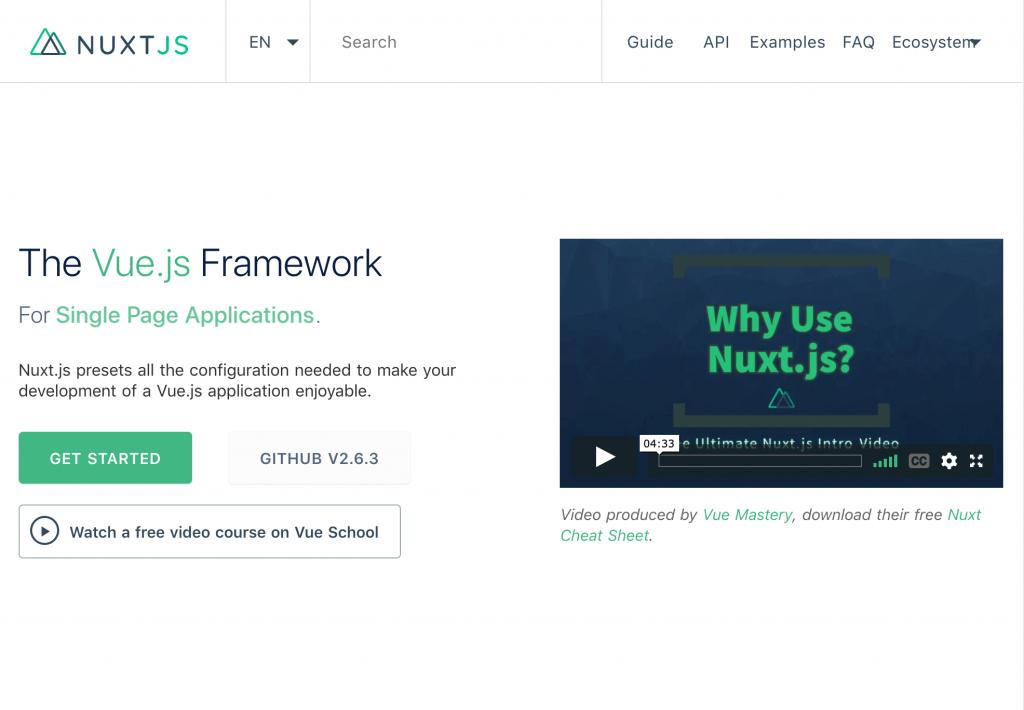 The ecosystem of modern Javascript frameworks | FireBear