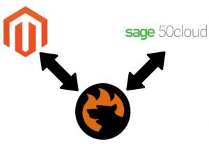 Magento 2 Sage 50cloud Integration