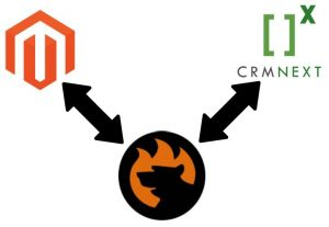 Magento 2 CRMNEXT Integration