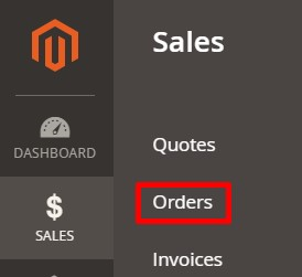 Magento 2 orders create, update, import, export