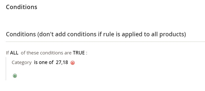 magento 2 cart price rules