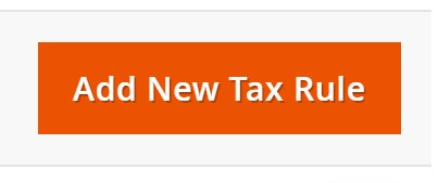 magento 2 taxe rules add edit
