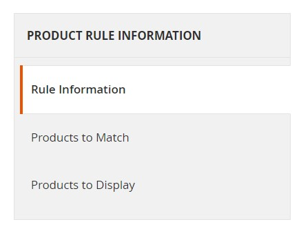 Related products rules magento 2 admin