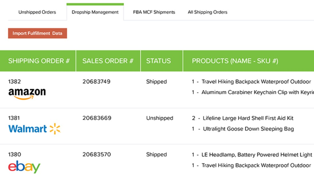 Magento 2 dropshipping automation