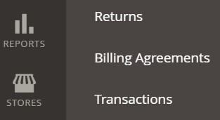 Magento 2 billing agreements