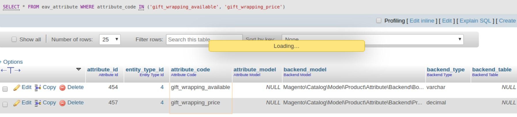 downgrade magento commerce to open source remove attributes
