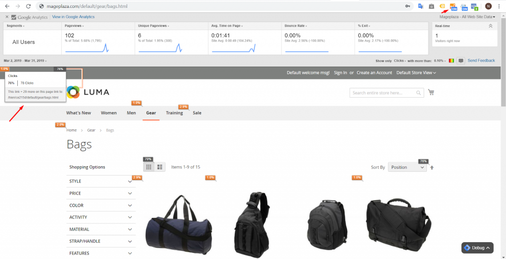 Magento 2 Google Tag Managere extension