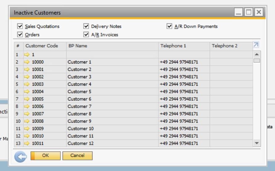 magento 2 sap business one integration customers