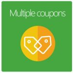 Magento 2 Multiple Coupons extension by Mageplaza