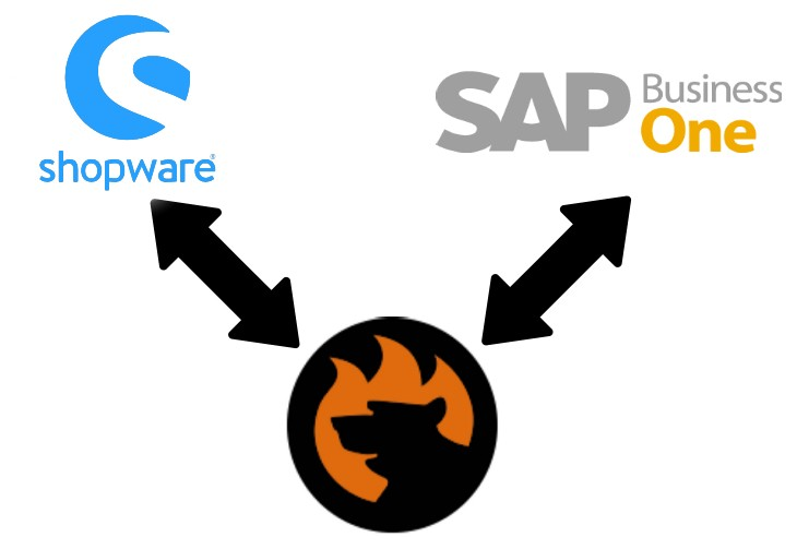 Shopware sap business one connector